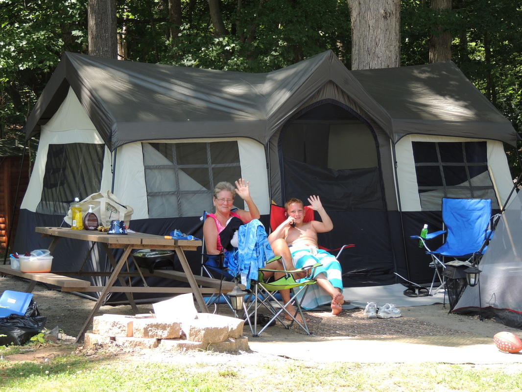 tent site & Midway Campground Resort a North Carolina Campground u0026 RV Park - Home